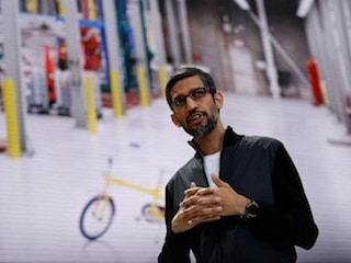 Alphabet Grants CEO Sundar Pichai Largest Ever Stock Award, Again