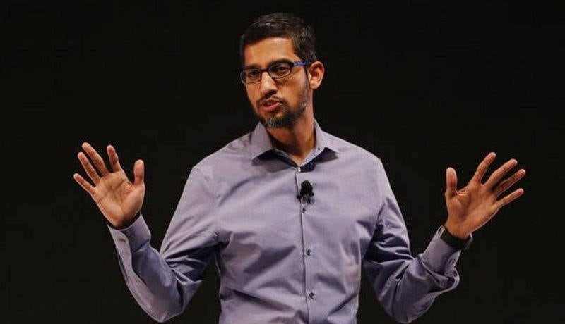 Google CEO Sundar Pichai`s India visit: Likely announcements