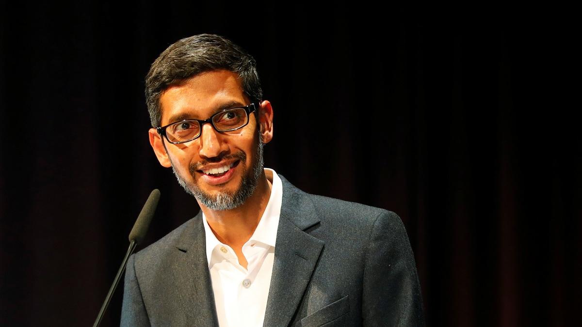 Sundar Pichai as Alphabet CEO Means $2 Billion for Departing Google Co-Founders