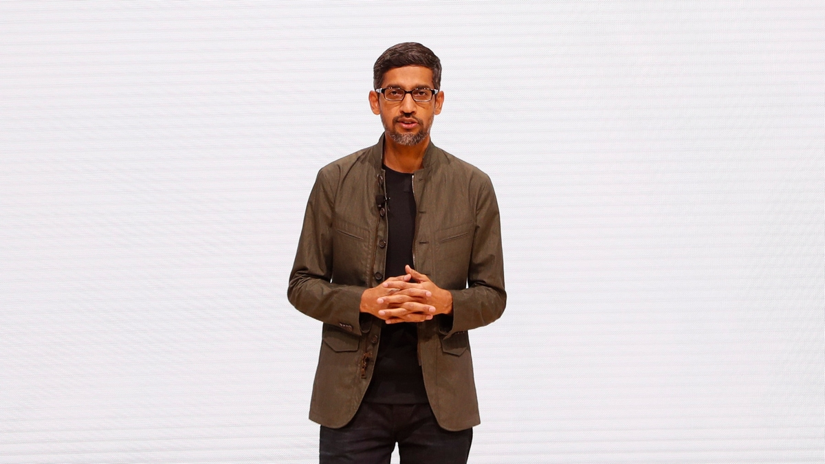 YouTube's Fastest Growing Market is India, Google CEO Sundar Pichai Says