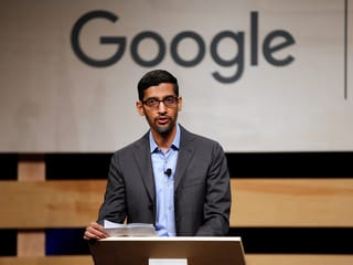 Sundar Pichai Named Alphabet CEO as Google Co-Founders Larry Page, Sergey Brin Step Down