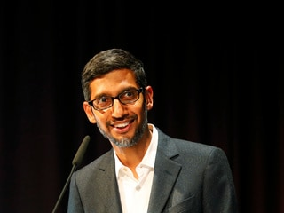 Sundar Pichai as Alphabet CEO Means $2 Billion for Departing Google Co-Founders