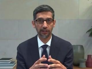 Google CEO Sundar Pichai Warns of Attack on Free, Open Internet Around the World