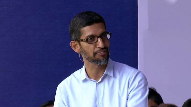 Sundar Pichai Calls for Entry-Level Smartphones as Cheap as Rs. 2,000