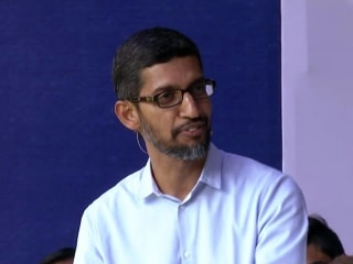 Sundar Pichai Calls for Entry-Level Smartphones as Cheap as Rs. 2,000
