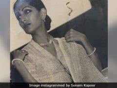 Mother's Day 2018: Sonam Kapoor Shares Mom Sunita Kapoor's Million Dollar Throwback Pic