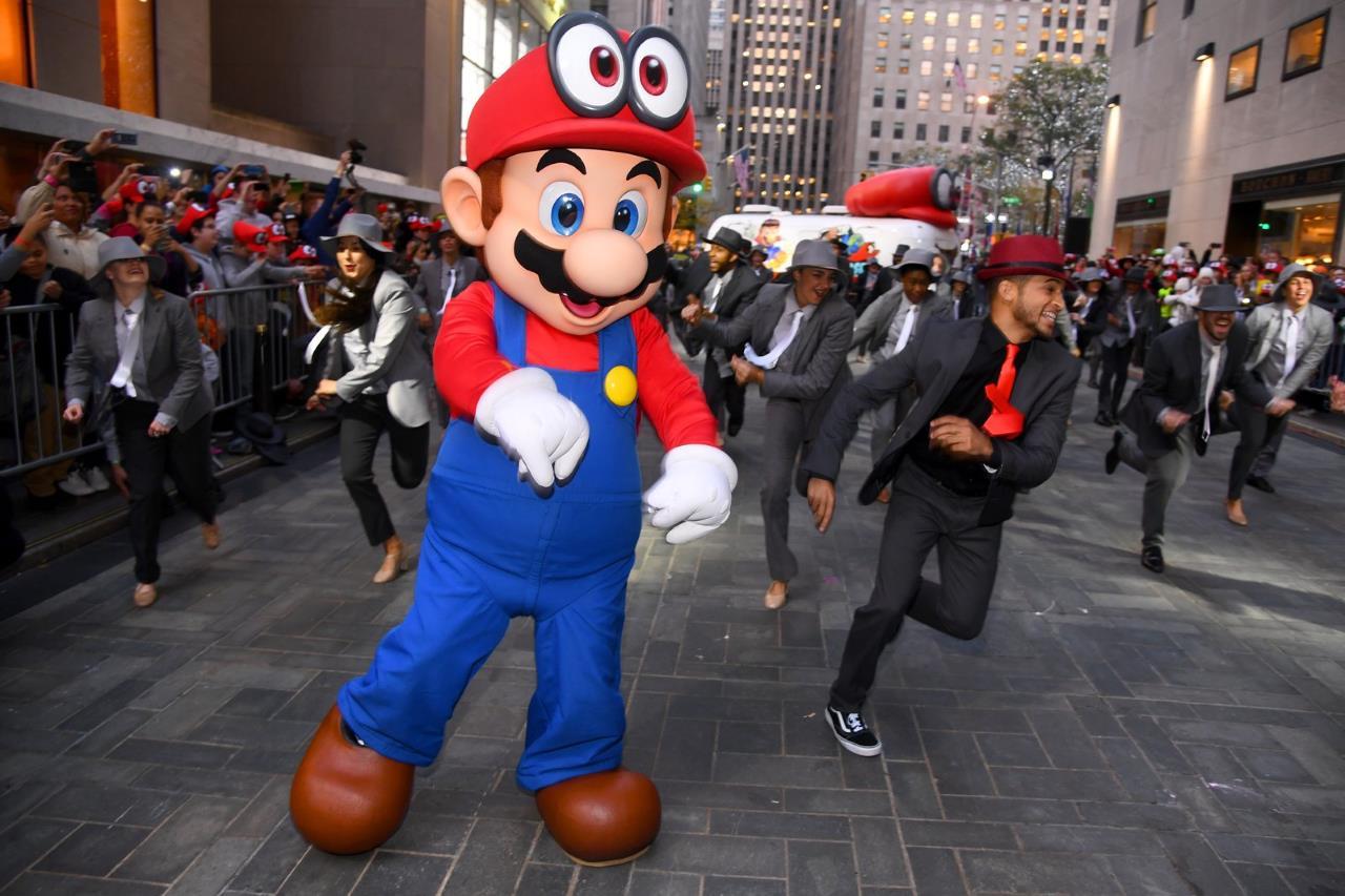 Mario Movie Coming From Nintendo, Despicable Me Studio