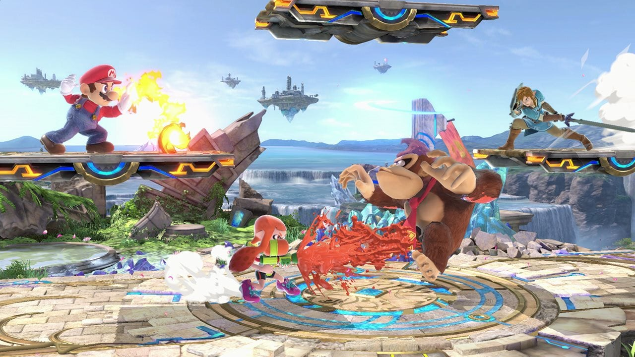 Super Smash Bros  Ultimate May Not Have All Past Stages