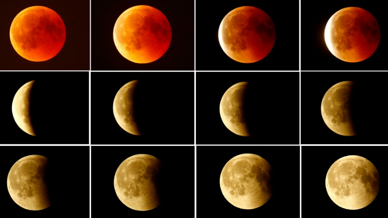 Lunar Eclipse 2019 Today: When and How to Watch Super Blood Wolf Full Moon
