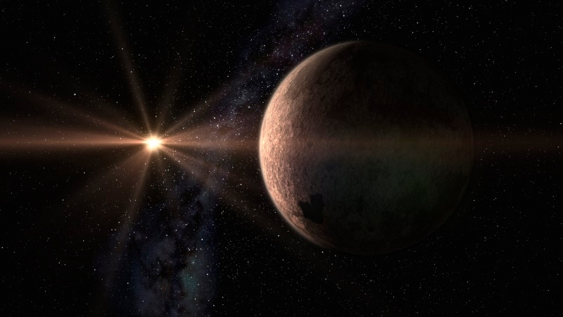 'Super-Earth' Found 21 Light Years Away That Could Support Life