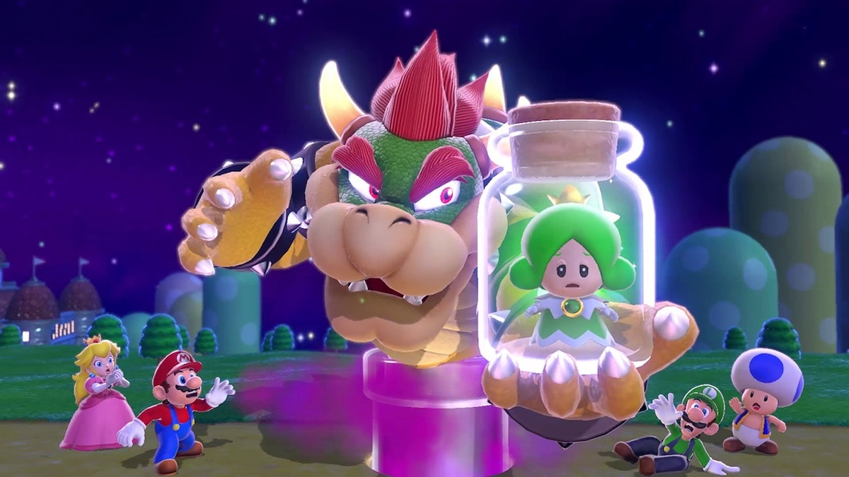 Super Mario Galaxy's Motion Controls on Switch Are More Confusing Than Ever
