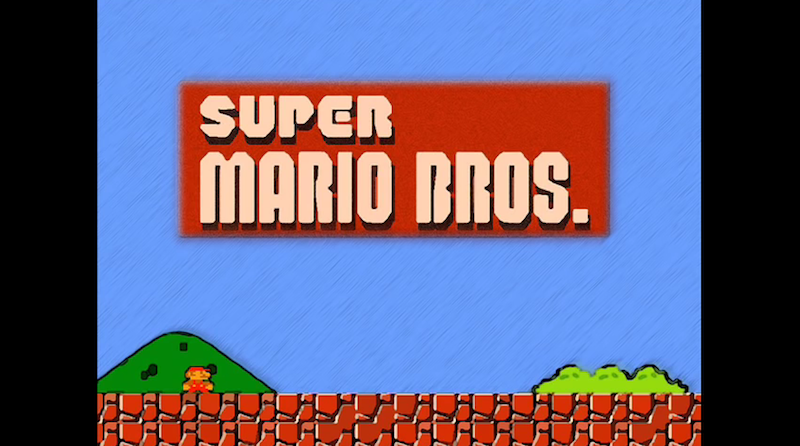 Vintage Super Mario Bros. Video Game Sells for $114,000