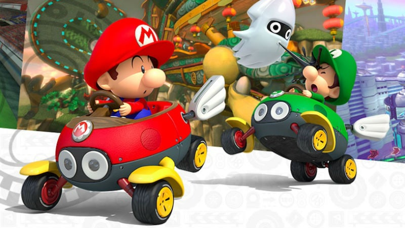 ios kart Mario Kart Tour Coming to Android and iOS by Next Year, Nintendo  ios kart