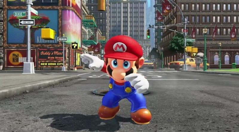 Super Mario Odyssey for Nintendo Switch Release Date Leaked