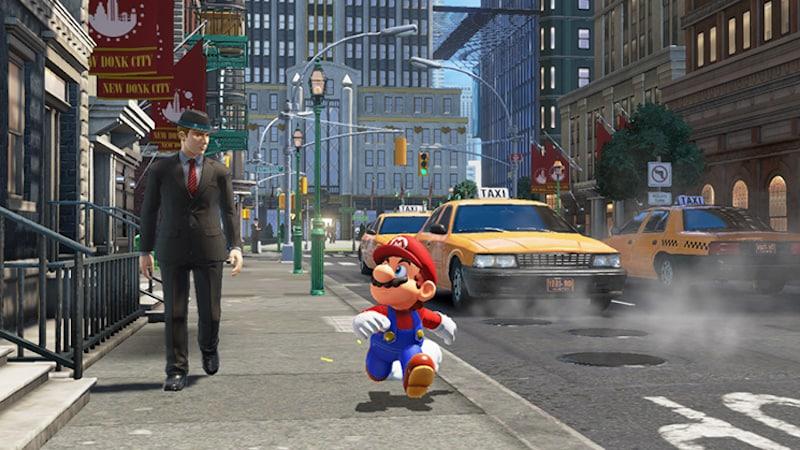Super Mario Odyssey Nintendo Switch Release Date Announced at E3 2017