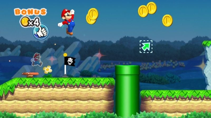 Super Mario Run Downloads Said to Break All Day One Records