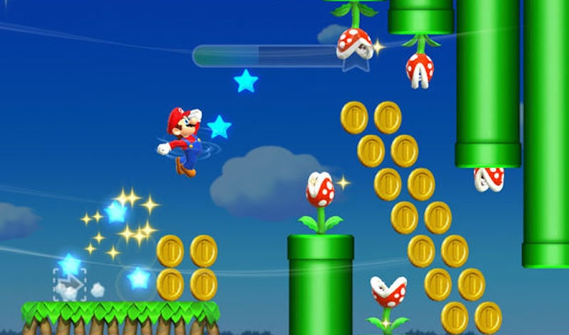 super mario run coins Super Mario Run