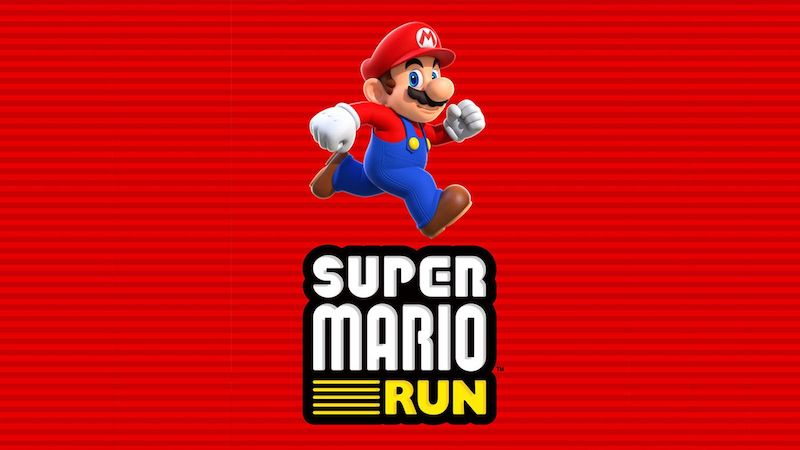 Super Mario Run Launched for iOS: Nintendo Investors Dump Stock