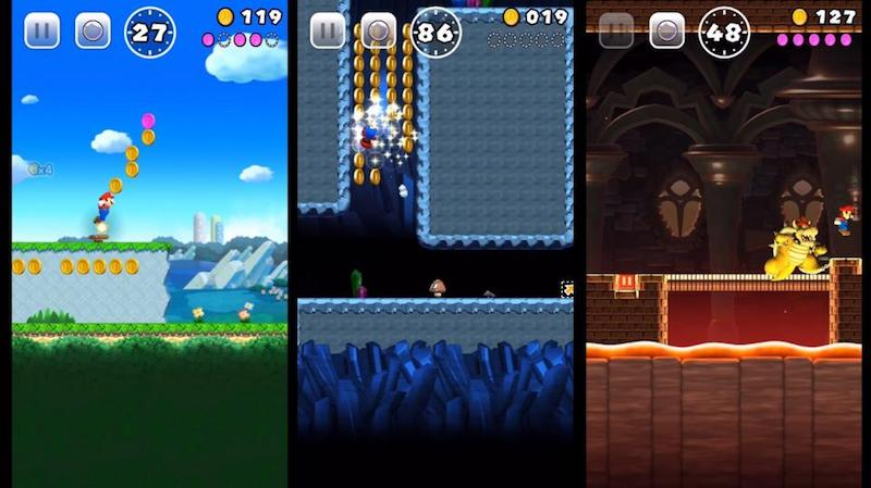 'Super Mario Run' Jumps to Top of App-Store Charts