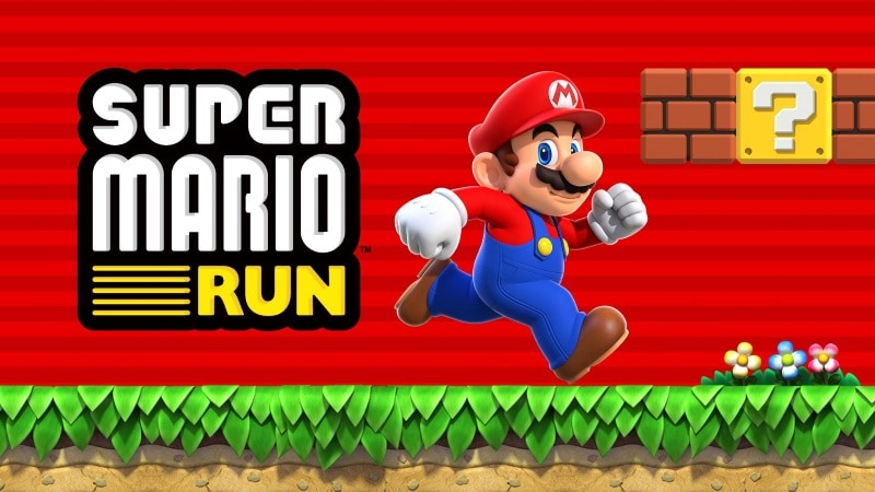 Super Mario Run Returns to the App Store