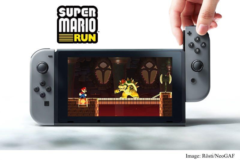 Super Mario Run Release on Nintendo Switch Possible: Report