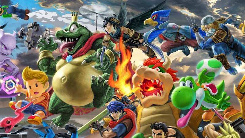 Smash Ultimate is the Highest-Rated Game in the Series