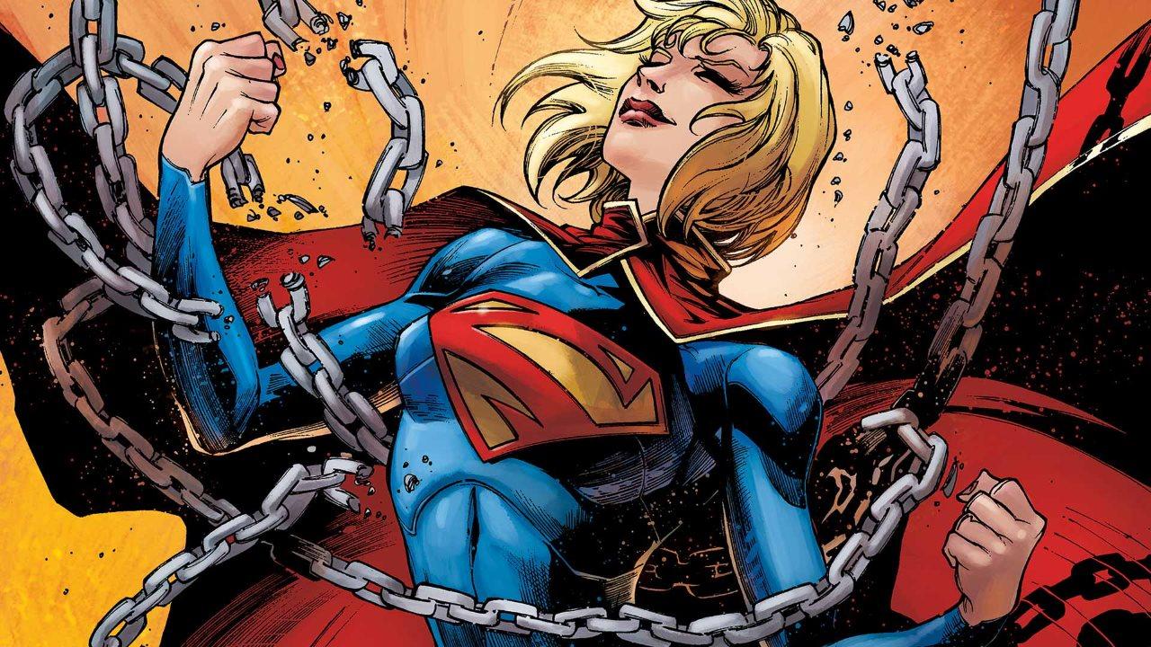 Supergirl Movie in the Works at DC, Warner Bros : Report