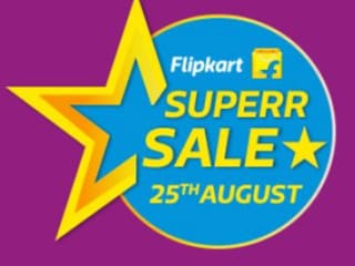 Flipkart Superr Sale Live Updates: The Best Deals Ending Soon