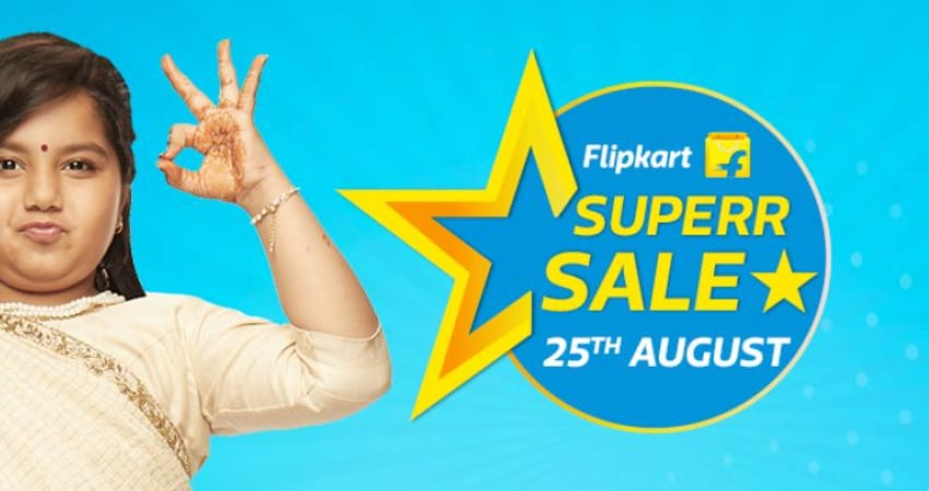 Flipkart Superr Sale Has Kicked Off and Here Are the Best Deals in Tech