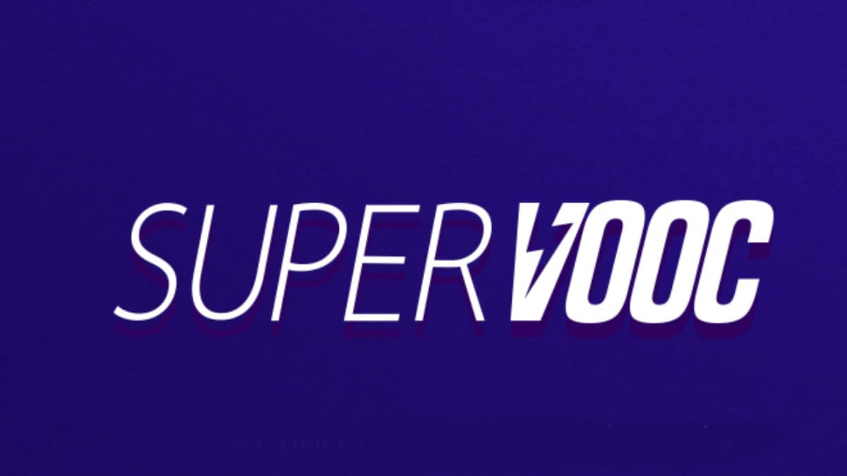 Oppo to Bring Upgraded SuperVOOC Flash Charge Tech This Year