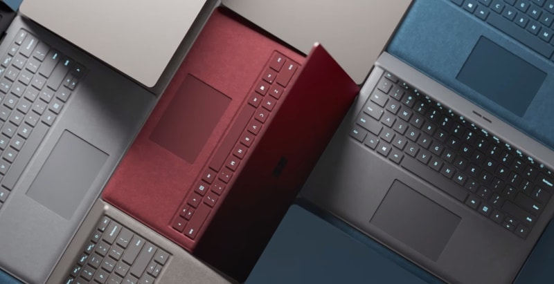 Surface Laptop: Apple Can't Ignore Microsoft's Slick New Offering
