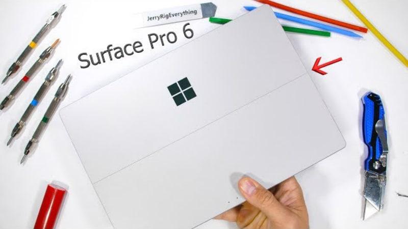 নতুন iPad Pro কে হারিয়ে দিল Microsoft Surface Pro 6