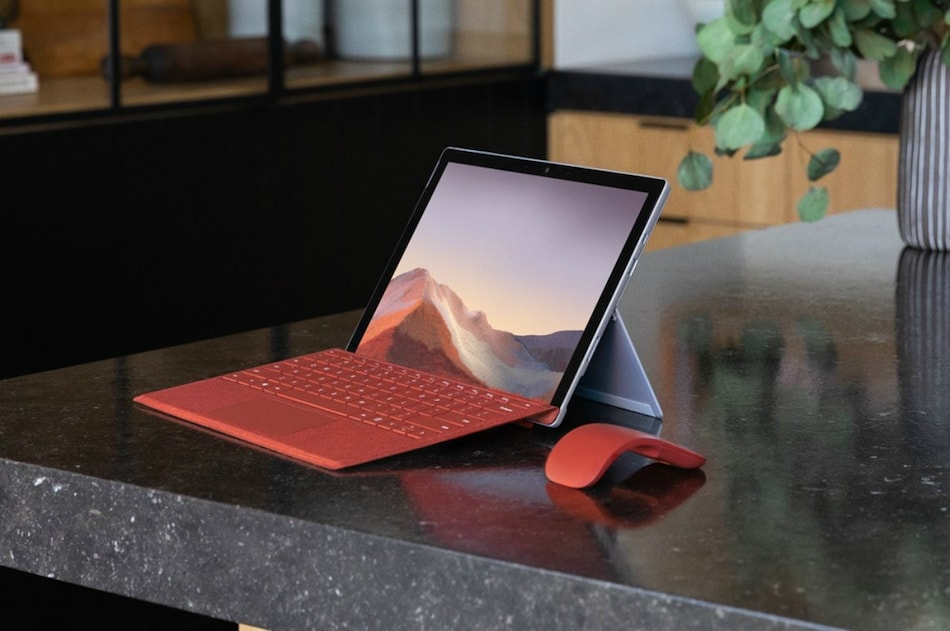 Microsoft Surface Pro 7, Surface Pro X, Surface Laptop 3 Listed on India Site; Surface Pro 7 Already on Sale