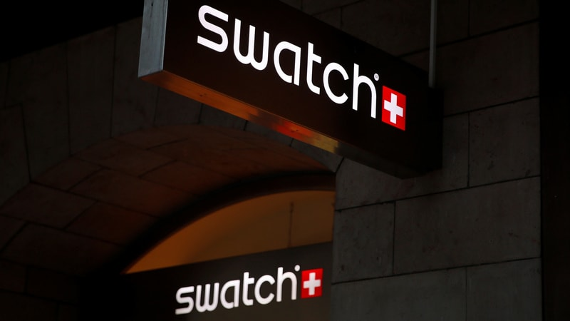 Swatch Says Samsung's Smartwatch Faces Breached Its Trademark