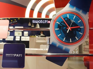 Apple vs Swatch: Swiss Court Backs Swatch in 'Think Different' Row