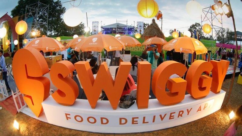 Swiggy Announces $210 Million in Funding From Naspers and DST Global