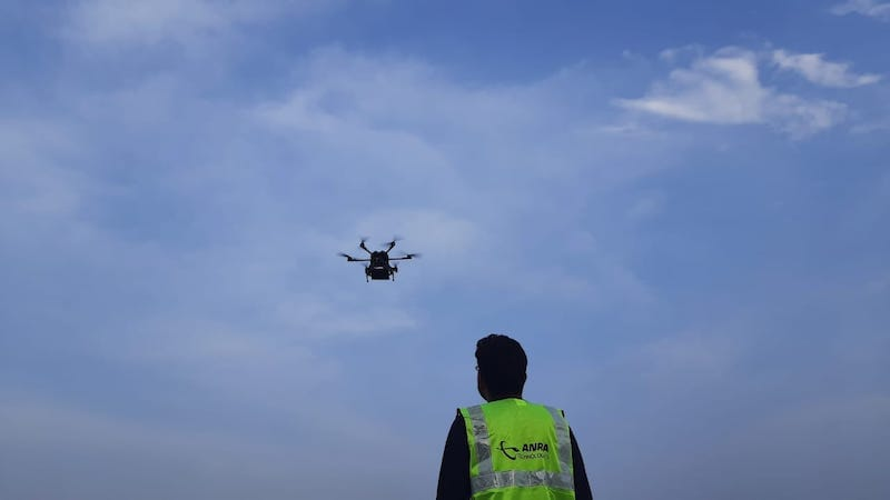 swiggy drone flight swiggy