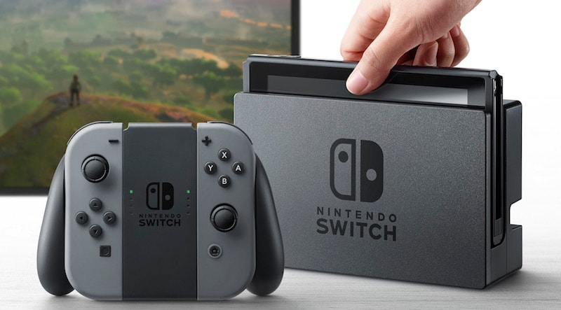 Nintendo Switch Up for Pre-Order on GameStop