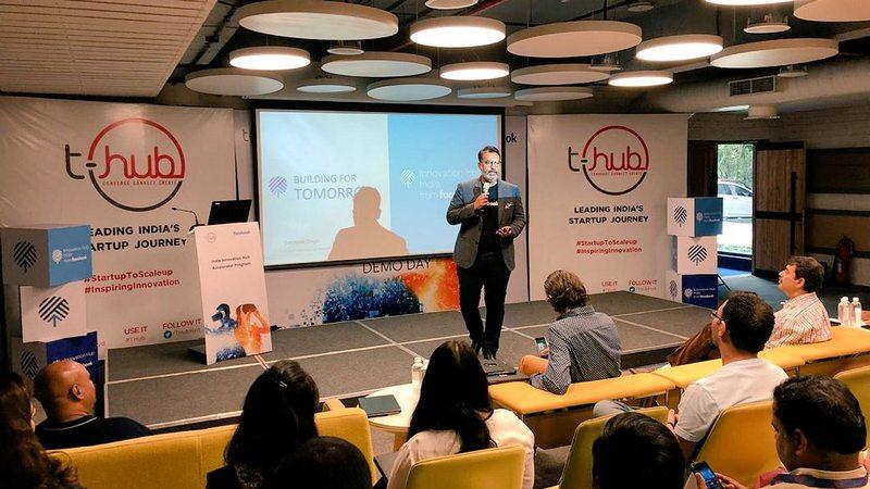 Facebook's T-Hub Accelerator Programme Startups Showcase AR, VR Technologies