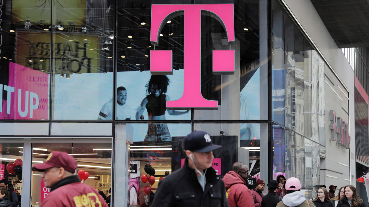 T-Mobile Says Hackers Stole Personal Data of About 7.8 Million Customers