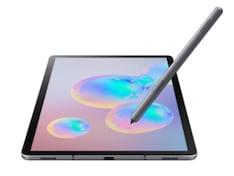 Samsung Galaxy Tab S6 हुआ लॉन्च, इन-डिस्प्ले फिंगरप्रिंट सेंसर से है लैस
