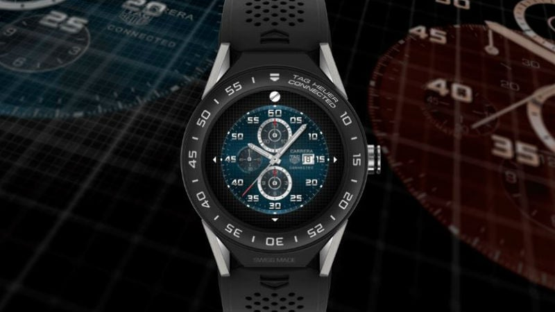 Tag Heuer Connected Modular 41 Android-Powered Smartwatch Launched