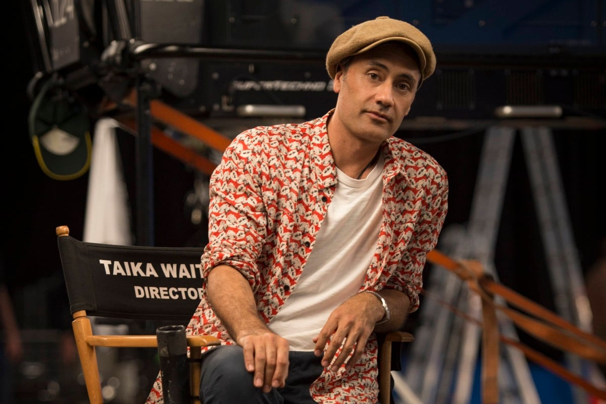 The Suicide Squad Casts Thor: Ragnarok Director Taika Waititi: Report