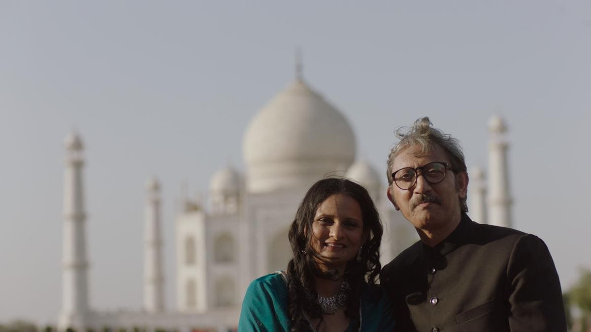 Netflix's Taj Mahal 1989 Looks at Love, Young and Old