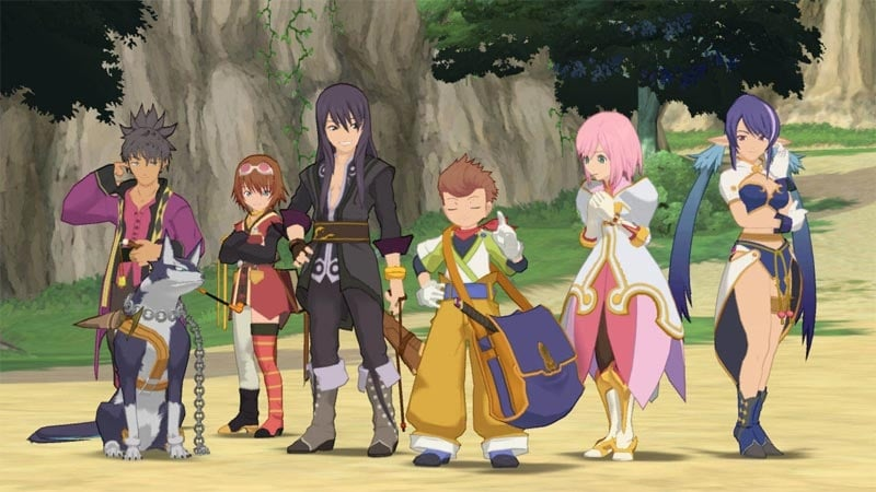 Tales of Vesperia Remaster to Release This Winter