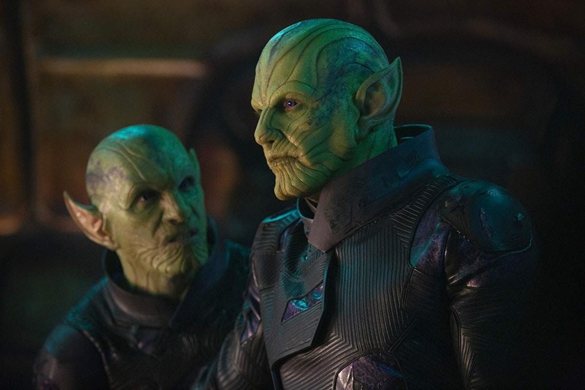 talos captain marvel Captain Marvel