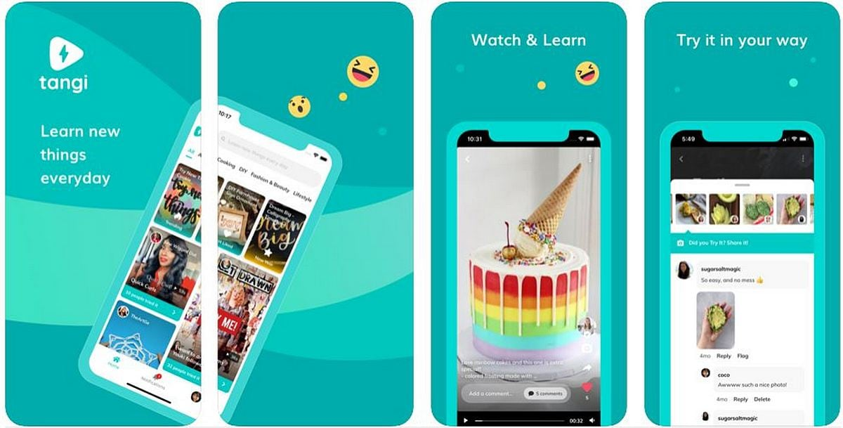 Tangi Is Google's New Short-Form Video App for DIY, How-Tos, More