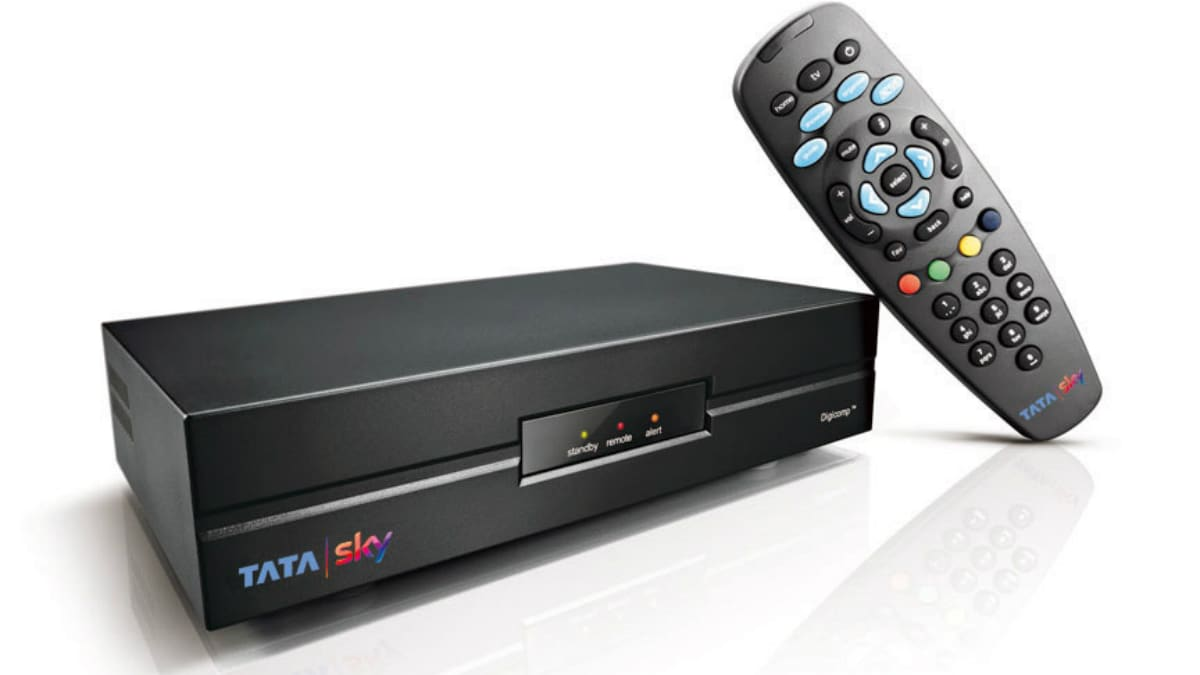 Tata Sky HD, SD Set-Top Box Price in India Cut With Aim to Expand Presence in India