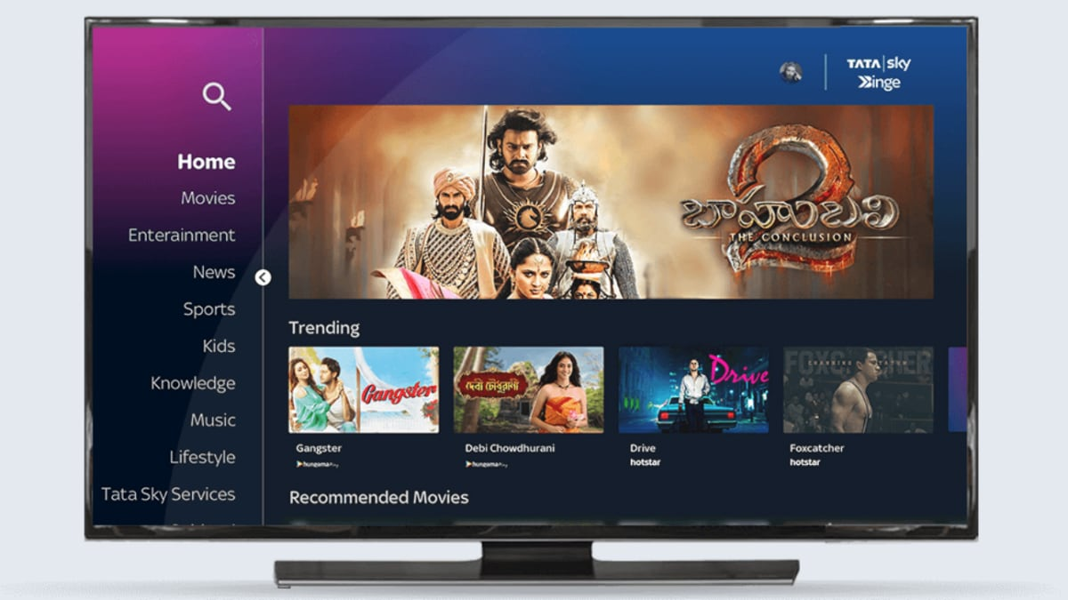 Tata Sky Binge Expands Its Content Offerings, Adds Zee5 to OTT Platform Catalogue