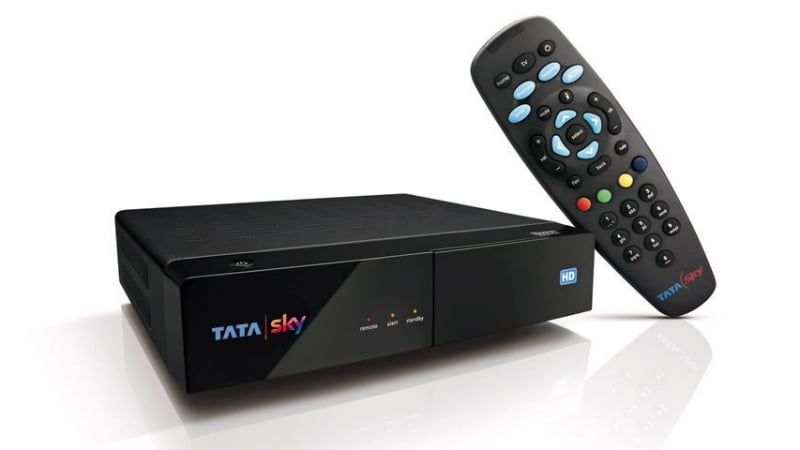 Tata Sky, Sun Direct Remove Network Capacity Fee on Free-to-Air